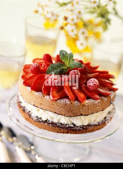 Spanish Small Sponge Cake