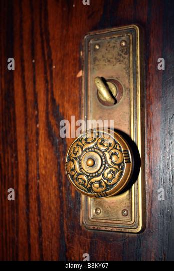 Doorknob antique stock photos doorknob antique stock for 1920s door handles