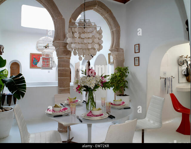 moroccan dining room stock photos & moroccan dining room stock