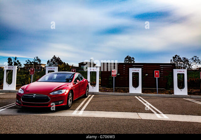 Using Tesla Charging Station With Other Cars