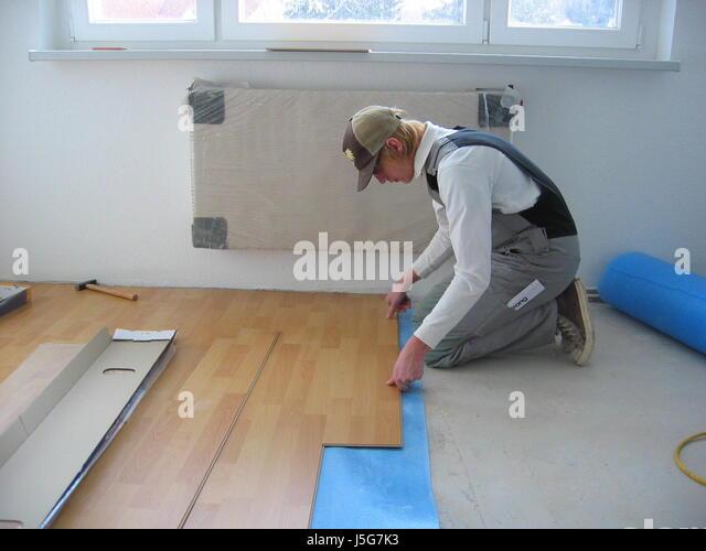 Fußboden Legen ~ Fussboden legen stock photos fussboden legen stock images alamy