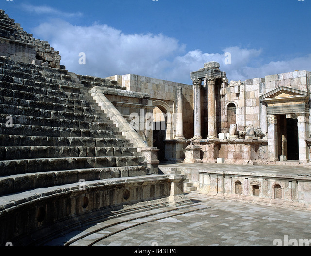 ancient theatres in jerash essay As a case study the ancient theatres of jerash (the southern and the northern) will be presented  essay about ancient greek vs ancient chinese.