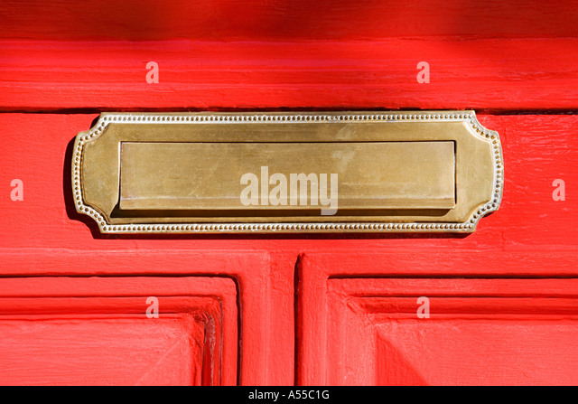 Letter box - Stock Image & Close Up Of Front Door Letter Box Stock Photos u0026 Close Up Of Front ... pezcame.com