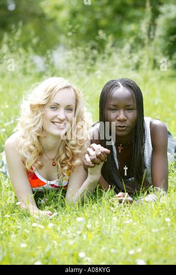 Black Lesbain Girl Or Girl