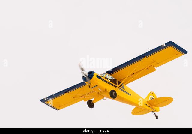 Single Engine Propeller Aircraft Stock Photos & Single ...