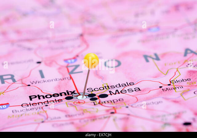 Geography Travel Usa Arizona Phoenix Photos and Geography – Travel Map Of Arizona