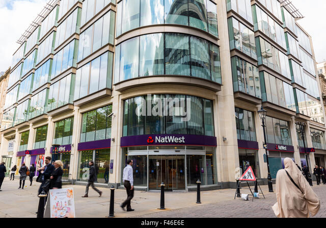 Natwest bank building stock photos natwest bank building - National westminster bank head office address ...