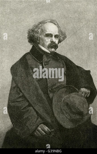a biography of nathaniel hawthorne an american writer Discover librarian-selected research resources on nathaniel hawthorne from the  questia online library, including full-text online books,  nathaniel hawthorne,  1804–64, american novelist and short-story writer, b  early life and works.