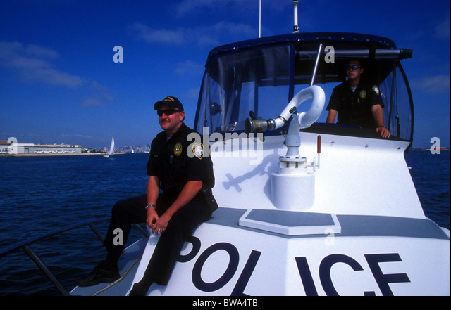 San Diego Harbor Police Stock Photos Amp San Diego Harbor