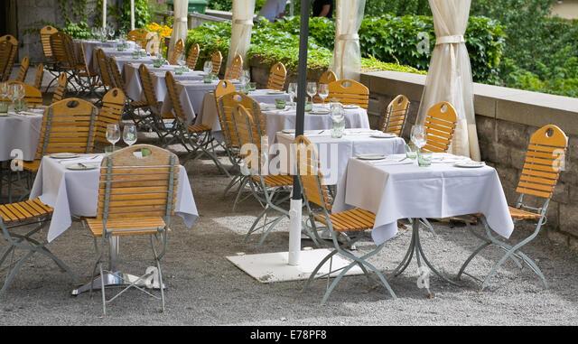 Restaurant quebec stock photos