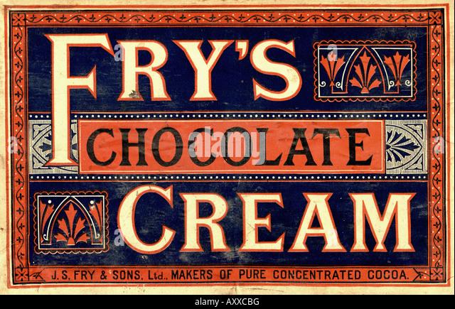 Fry S Chocolate Tin