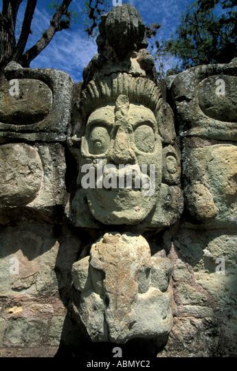 Maya God Sculpture Stock Photos & Maya God Sculpture Stock ...