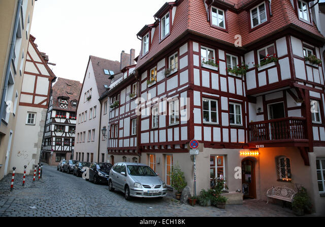 Old german house stock photos old german house stock for German house builders