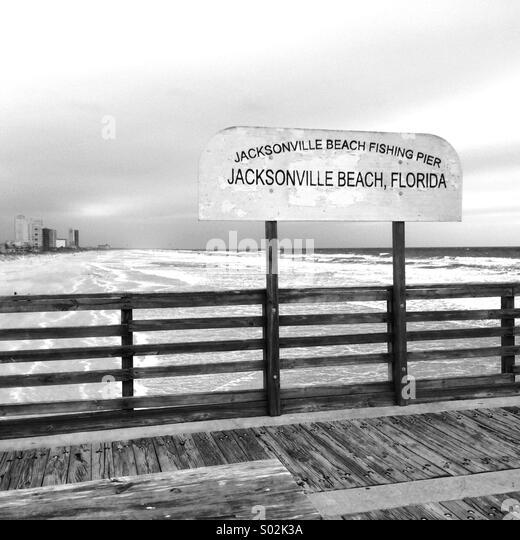 Jacksonville Beach Stock Photos Jacksonville Beach Stock
