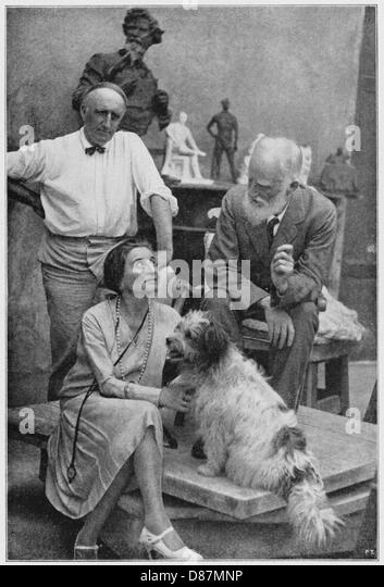 George Bernard Shaw 1856 1950 Stock Photos & George Bernard Shaw ...