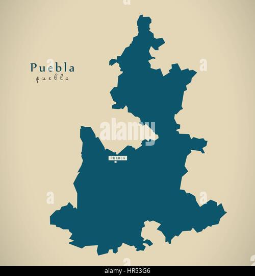 Puebla Map Photos Puebla Map Images Alamy – Map Puebla Mexico