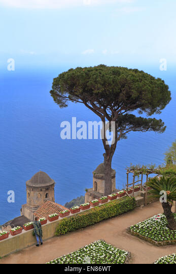 Ravello Amalfi Coast Stock Photos Ravello Amalfi Coast