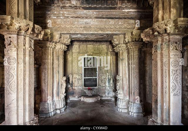 Khajuraho group of monuments stock photos