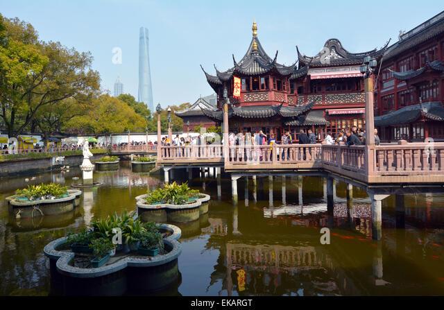 Chinese Food Temple Ga