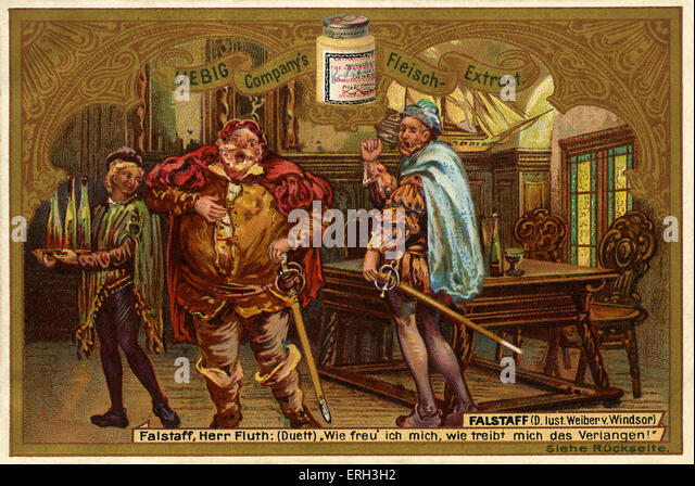 an overview of the character sir john falstaff in shakespearean plays Falstaff: sir john falstaff is physically huge, stunningly amoral, and outrageously funny—is generally regarded as one of the greatest characters in english literature.