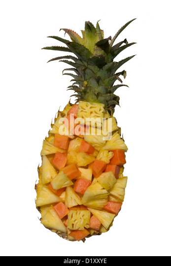 Pineapple skin stripper