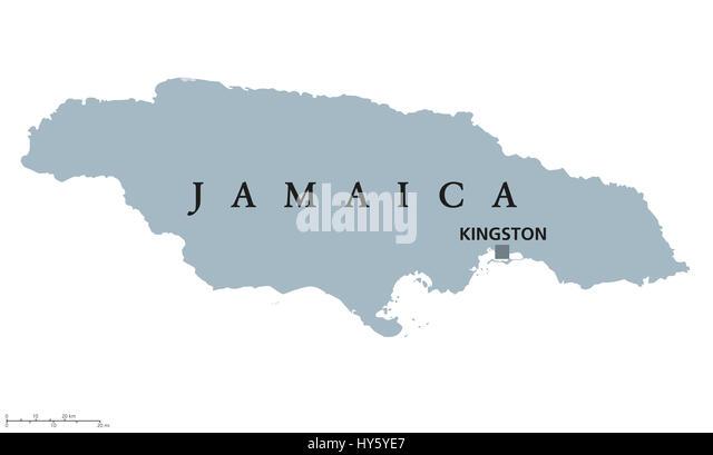 In The Capital Kingston Jamaica Stock Photos  In The Capital