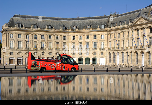 french bus stock photos french bus stock images alamy. Black Bedroom Furniture Sets. Home Design Ideas
