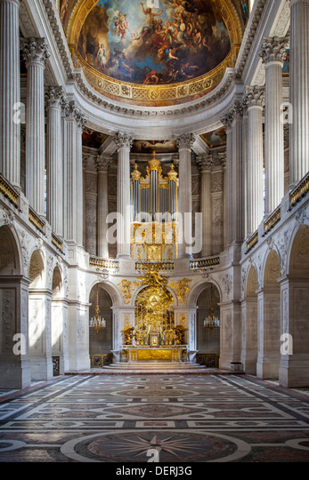 Louis xvi versailles stock photos louis xvi versailles for Chambre louis xvi versailles