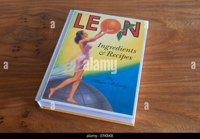 leon ingredients and recipes pdf