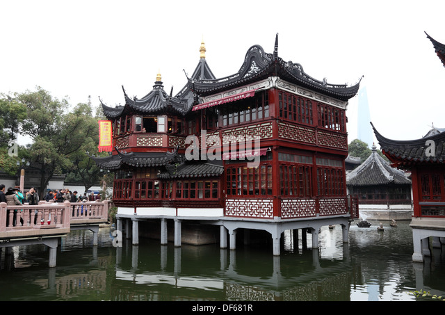 Yuyuan Gardens Stock Photos & Yuyuan Gardens Stock Images ...
