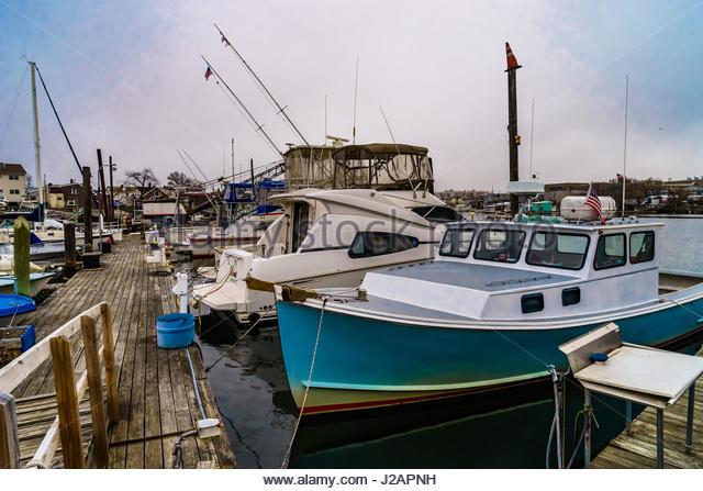 Fishing boat jamaica stock photos fishing boat jamaica for Brooklyn fishing boat