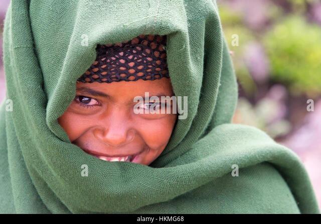 ethiopian girl self pic