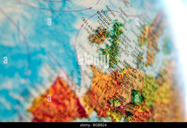 World atlas uk stock photos world atlas uk stock images alamy photograph of uk england united kingdom maps globe travel atlas stock image gumiabroncs Choice Image