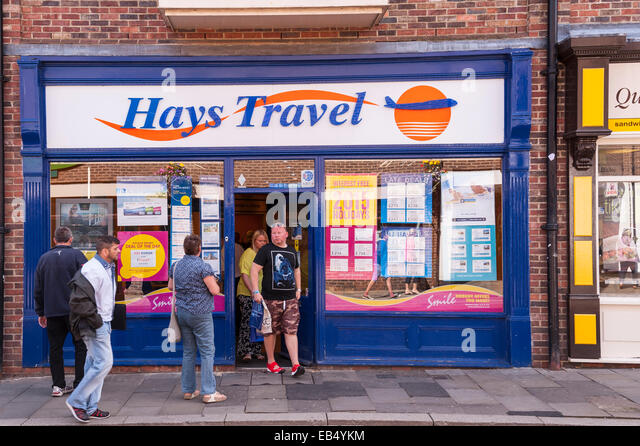 Thompson Travel Agent In Durham Uk