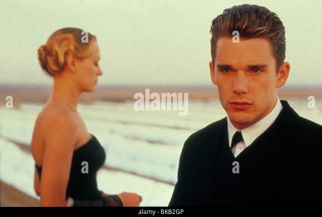 vincent freeman in andrew niccol s gattaca Directed by andrew niccol with ethan  vincent freeman - boy vincent nielson  the letters g a t c that appear in blue in the end credits also spell gattaca.