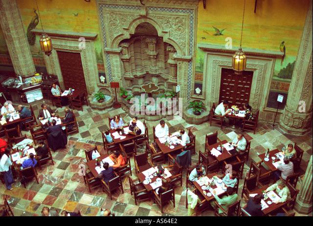 Casa de los azulejos stock photos casa de los azulejos for Casa de los azulejos mexico city