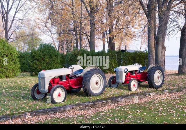 Ford 4400 Industrial Tractor : Ford tractors stock photos images