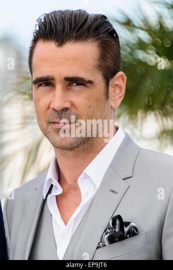 Colin Farrell Hair 2015