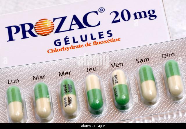 Zoloft Prozac Differences