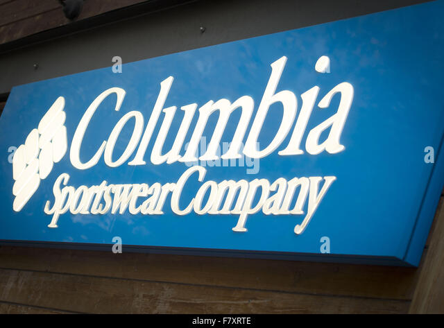 Columbia clothing store seattle