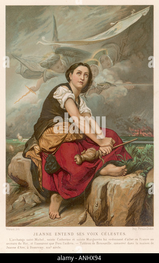 the trial of joan of arc after the hundred years war Joan of arc (jeanne d'arc) archive : joan of arc biographies, trial information,  during the series of conflicts which we now call the hundred years war.