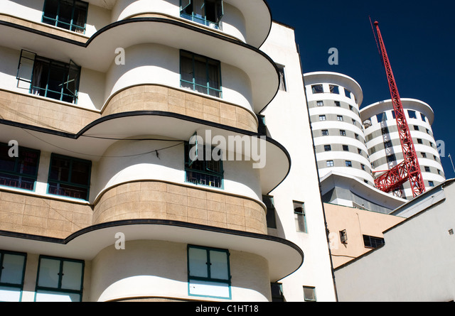 Art Deco Apartments Stock Photos Amp Art Deco Apartments