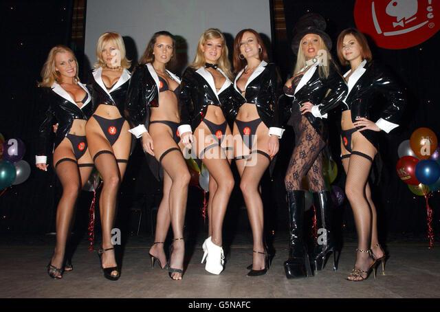 Playboy girls with girls