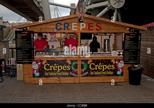 crepe stall stock photos crepe stall stock images alamy. Black Bedroom Furniture Sets. Home Design Ideas