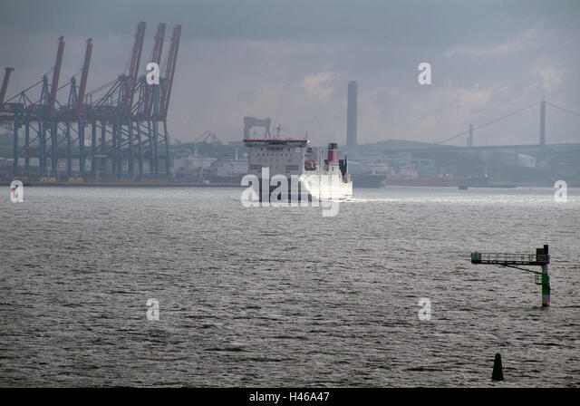 Gota alv stock photos gota alv stock images alamy - The industrial looking sauna in the port city of goteborg ...
