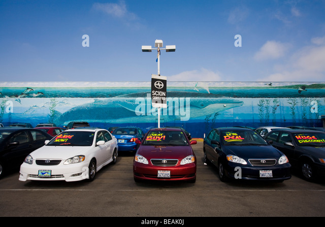 Marina Del Rey Car Dealer