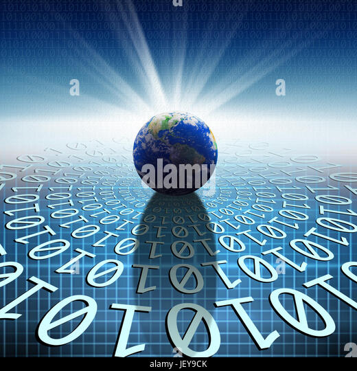 Internet map globe world lines stock photos internet map globe conceptual background image of binary code and world map nasa world map image layered and gumiabroncs Gallery