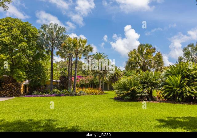 Fairchild Garden Stock Photos & Fairchild Garden Stock Images - Alamy