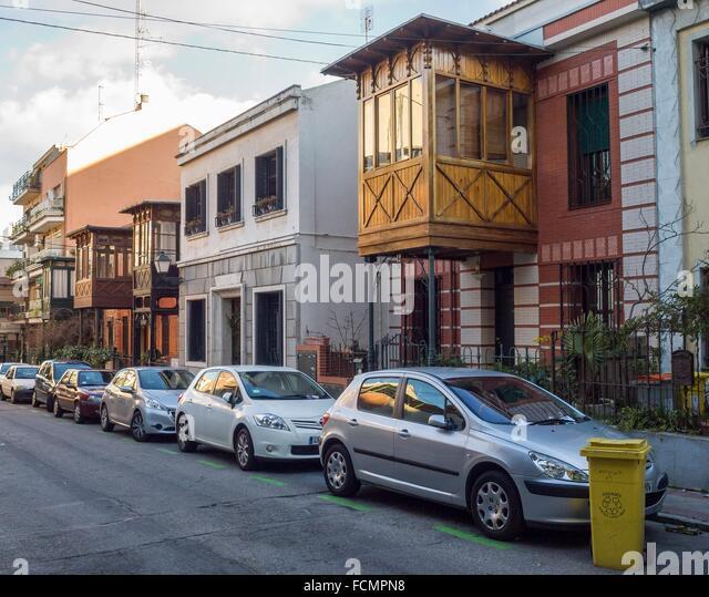 Castelar stock photos castelar stock images alamy - Casas estilo ingles ...