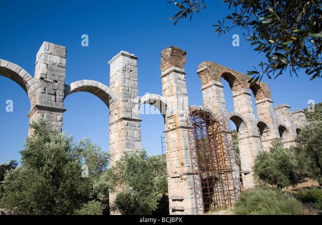 Roman Architecture Aqueducts